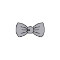 Toddler's Bowtie Clip-on