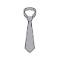 Boy's Zipper Tie