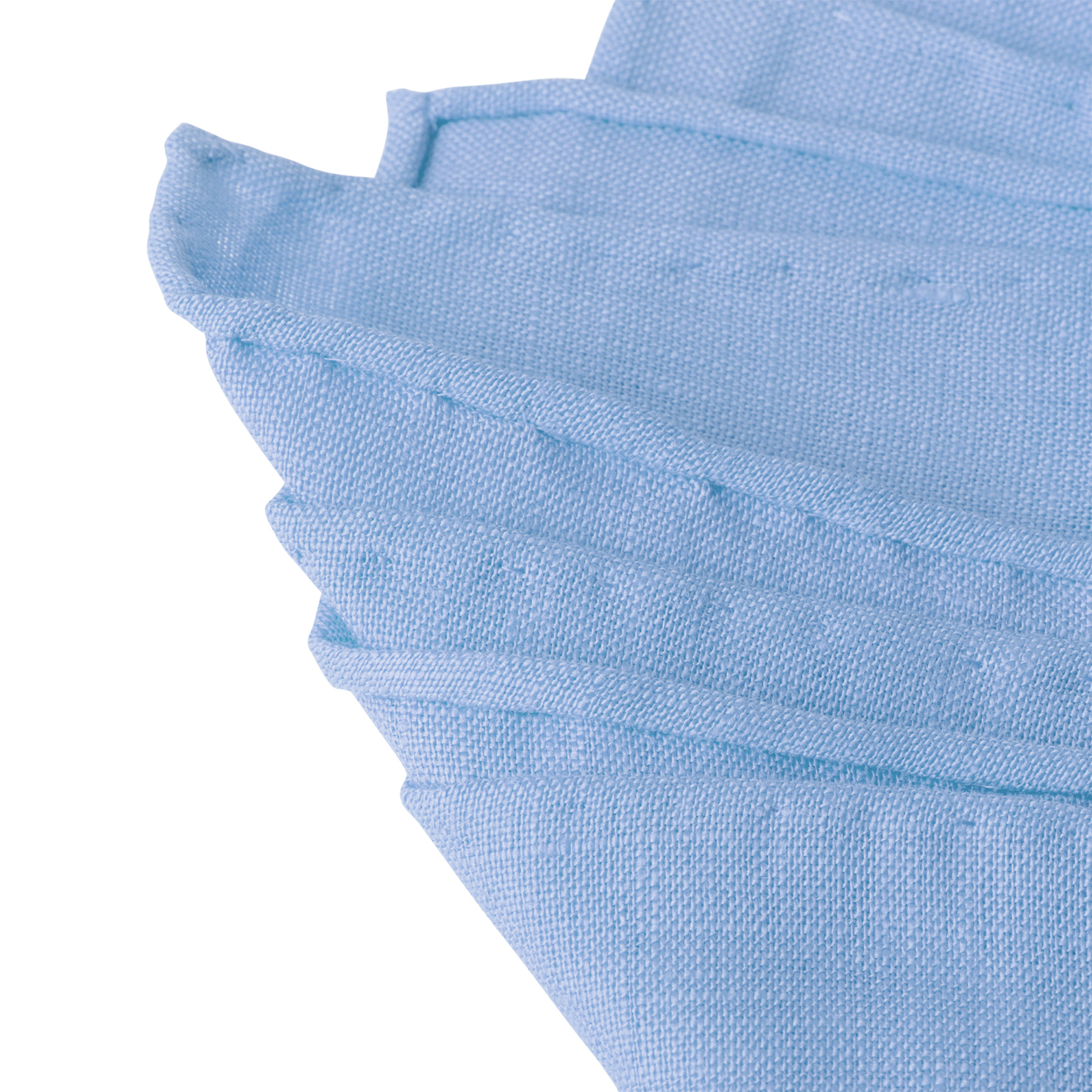 Jacob-Alexander-Linen-Handrolled-15-034-x-15-034-Pocket-Square-Hanky thumbnail 33