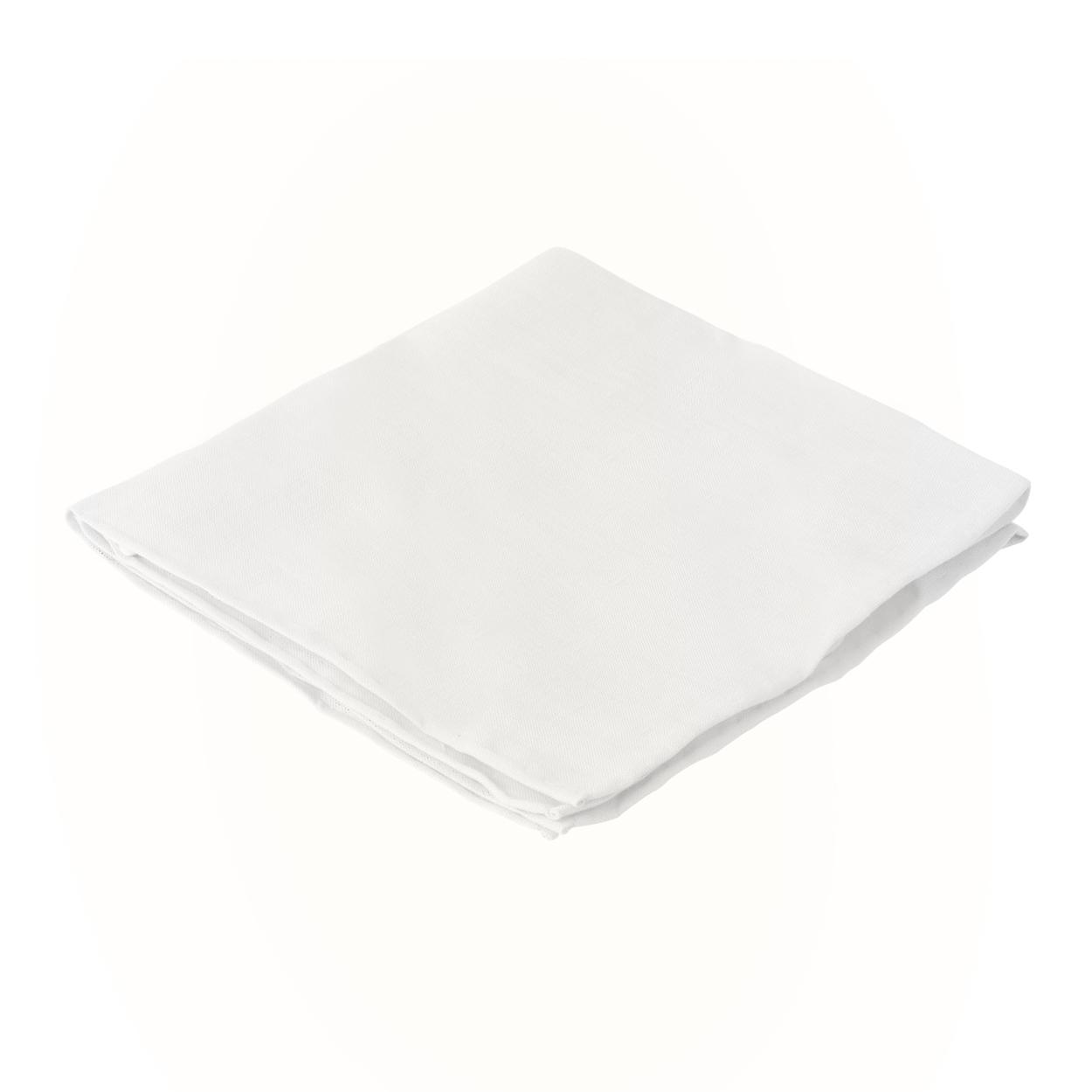 Jacob-Alexander-Linen-Handrolled-15-034-x-15-034-Pocket-Square-Hanky thumbnail 42